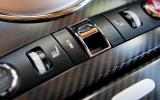Bentley Continental GTC Supersports roof down button