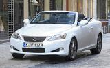 Lexus IS 250C front quarter