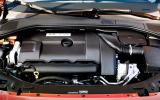 3.0-litre Volvo S60 T6 petrol engine