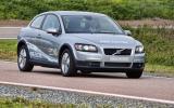 Volvo C30 BEV front quarter