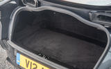 Aston Martin DBS Superleggera 2018 road test review - boot space