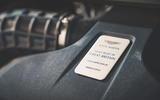 26 Aston Martin Vantage F1 2021 RT engine plaque