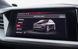 26 Audi Q4 E tron 2021 RT hero drive modes