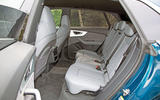 Audi Q8 50 TDI Quattro S Line 2018 road test review - rear seats