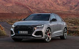 Audi RS Q8 2020 road test review - static front
