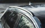Audi RS6 Avant 2020 road test review - roof rails