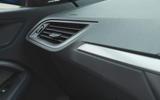 BMW 1 Series 118i 2019 road test review - interior trim