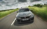 26 BMW M5 CS 2021 RT otr front