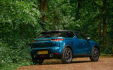 DS 3 Crossback 2019 road test review - static rear