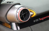 Ferrari 812 Superfast 2018 road test review air vents