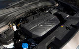 Hyundai Santa Fe 2019 road test review - engine