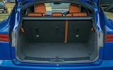 Jaguar E-Pace review boot space