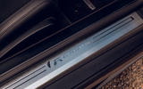 Jaguar F-Type 2020 road test review - scuff plates