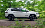 Jeep Compass 2018 road test review - on the road side