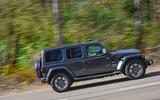 Jeep Wrangler 2019 road test review - on the road right