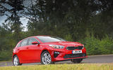 Kia Ceed 2018 road test review static