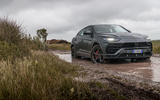 Lamborghini Urus 2019 road test review - static mud