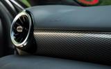 Mercedes-Benz A-Class 2018 road test review interior trim