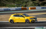 Renault Megane RS 280 2018 road test review side profile