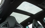 Vauxhall Insignia Sports Tourer GSI review sunroof