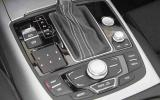 Audi A6 S-tronic gearbox