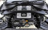 3.7-litre V6 Nissan 370Z GT Edition engine