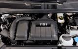 1.0-litre TSI Volkswagen Up GT engine