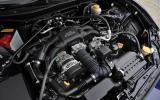 2.0-litre Toyota GT86 engine
