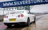 Nissan GT-R Track Pack rear