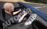 Driving the Bugatti Veyron 16.4 Grand Sport