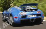 Bugatti Veyron 16.4 Grand Sport rear