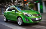 Vauxhall Corsa Ecoflex 1.3 CDTi first drive