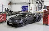 Noble M600 in the garage