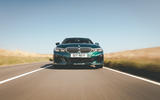 Alpina B3 Touring 2020 road test review - on the road nose