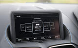 Aston Martin Vantage 2018 review infotainment radio