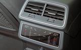 Audi A7 Sportback 2018 road test review climate control