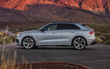 Audi RS Q8 2020 road test review - static side