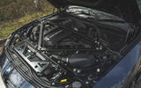 27 BMW M4 Competition 2021 RT engine