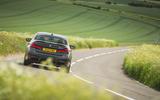 27 BMW M5 CS 2021 RT otr rear