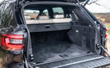 BMW X5 2018 road test review - boot