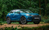 DS 3 Crossback 2019 road test review - static front