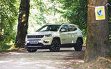Jeep Compass 2018 road test review - hero static