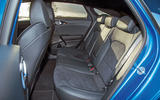 Kia Proceed GT-Line 2019 road test review - rear seats