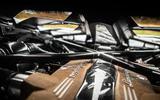 Lamborghini Aventador SVJ 2019 road test review - engine inside