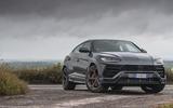 Lamborghini Urus 2019 road test review - static