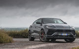 Lamborghini Urus 2019 road test review - static