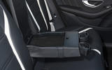 Mercedes-AMG GLC 63 S road test review arm rest