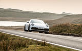 Porsche 911 Carrera S 2019 road test review - on the road