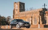 Seat Leon eHybrid 2020 road test review - static