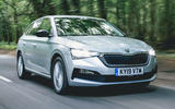 Skoda Scala 2019 road test review - on the road